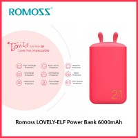 Romoss LOVELY-ELF Power Bank 6000mAh (Pink)