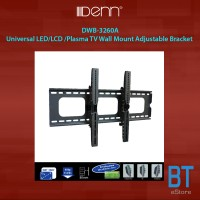 DENN DWB-3260A Universal LED/LCD/Plasma TV Ultra Slim Wall Mount Bracket