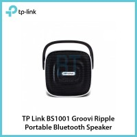 TP Link BS1001 Groovi Ripple Portable Bluetooth Speaker