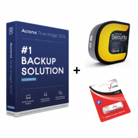 Acronis Promo Pack (Acronis True Image 2016 + Comodo Internet Security + 8GB Flash Drive)