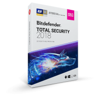 BitDefender Total Security 2018 (Multi Device)