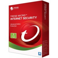 Trend Micro Internet Security 2017 (3 Devices) 12 Months